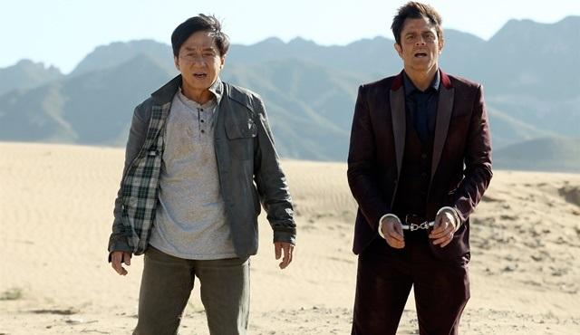 Jackie Chan İz Peşinde filmi Kanal D'de ekrana geliyor!