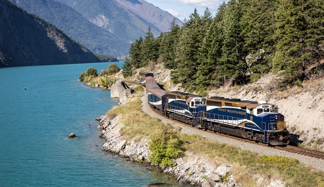 Dünyanın En Güzel Tren Yolculukları belgeseli BBC Earth'te ekrana gelecek!