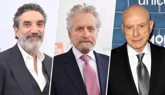 Netflix'in yeni dizisi The Kominsky Method'un kadrosu açıklandı