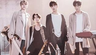 K-Pop grubu The Rose, Dream Tv'ye konuk oluyor!
