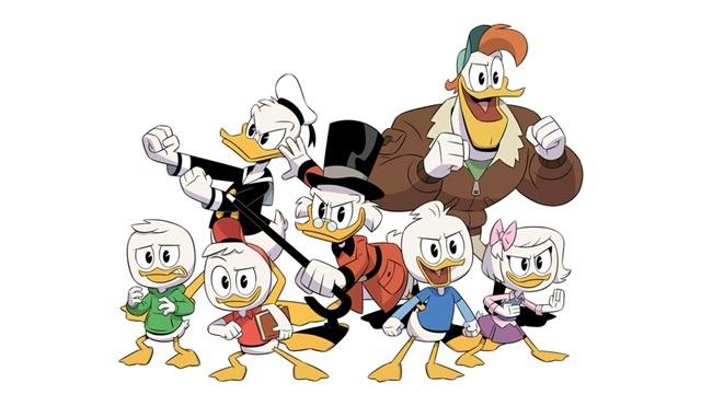 DuckTales, her hafta sonu Disney Channel'da ekrana geliyor!