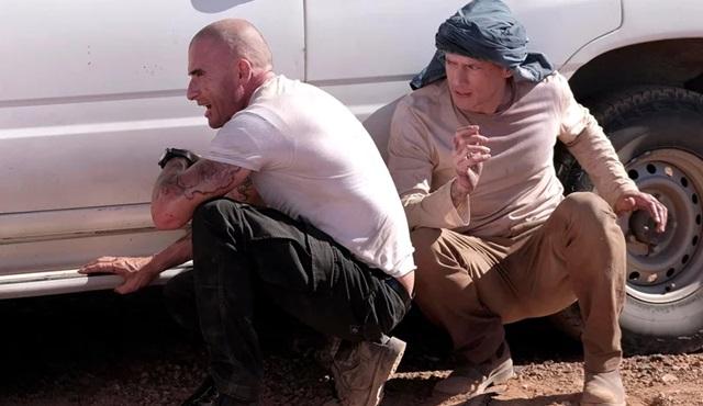 Dominic Purcell: Prison Break 6. sezon için hazırlıklar başladı