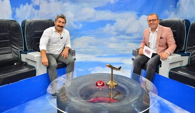 Hacı Ali Konuk, bu hafta Airport'a konuk oluyor!