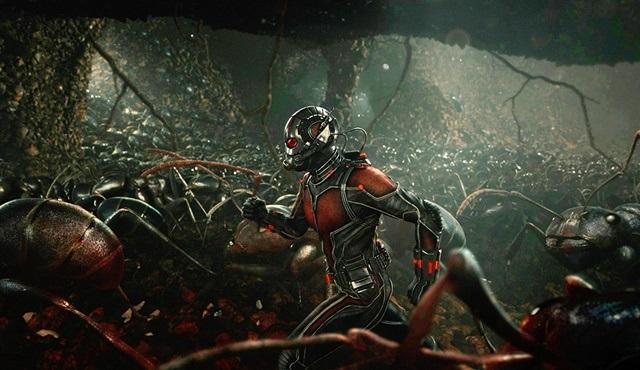 Ant-Man filmi Tv'de ilk kez atv'de ekrana gelecek!