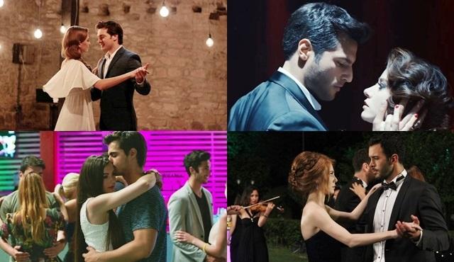Türk dizilerinde unutulmaz dansa davet sahneleri!