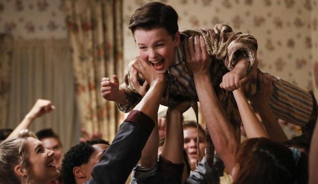 Young Sheldon dizisi ikinci sezon onayını aldı