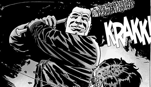The Walking Dead: Negan'ın adı ilk kez anılıyor