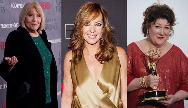 Emmy Ödülleri'nde Drama Dizisinde En İyi Misafir Kadın Oyuncu adaylarını tanıyalım