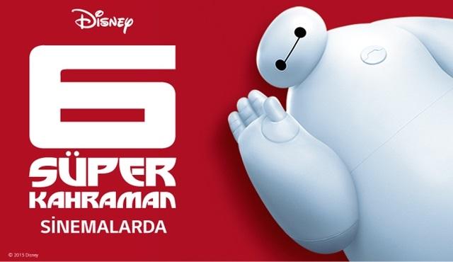 """""""6 Süper Kahraman"""" Forum İstanbul'da!"""