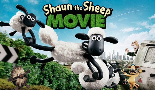 Shaun the Sheep Movie, Moviemax Oscars'ta yayınlanıyor
