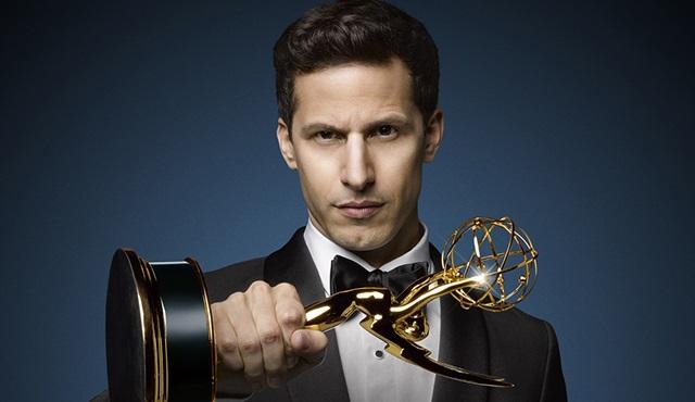 Andy Sambergli ilk Emmy Ödülleri tanıtımı geldi!