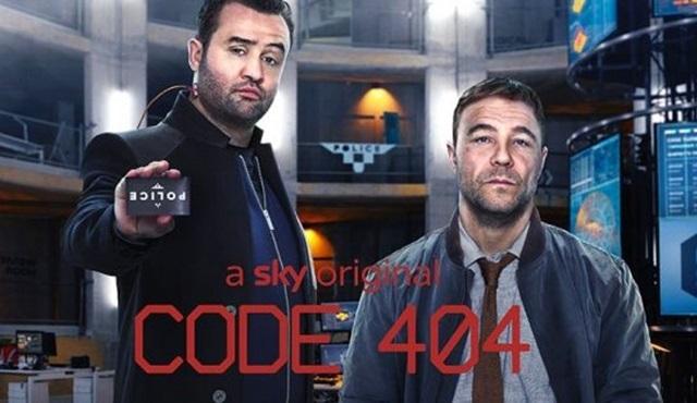 Code 404 dizisi 2. sezon onayını aldı