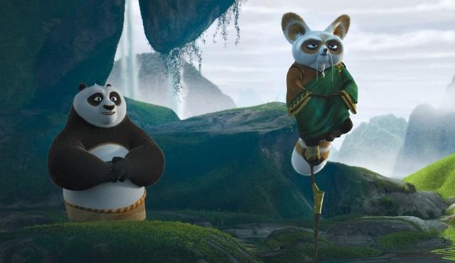 """""""Kung Fu Panda 2"""" Show TV'de ekrana geliyor!"""