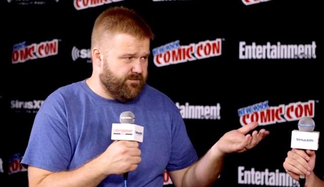 Robert Kirkman, The Walking Dead'i ne zaman bitirmeyi düşünüyor?