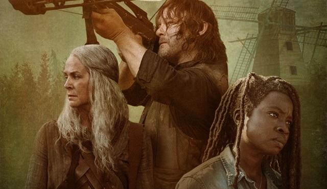 The Walking Dead'in 9. sezonu FX kanalında ekrana gelecek!