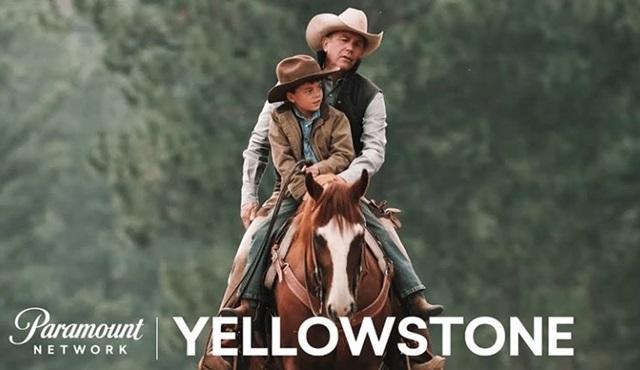 Kevin Costner'ın yeni dizisi Yellowstone 20 Haziran'da başlıyor