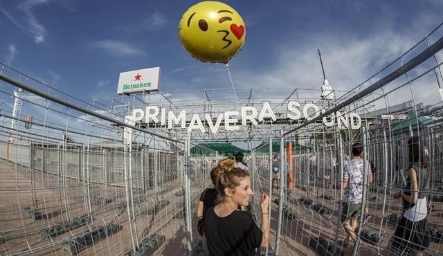 Primavera Sound Festivali, Barselona'dan canlı yayınla  Red Bull TV'de!