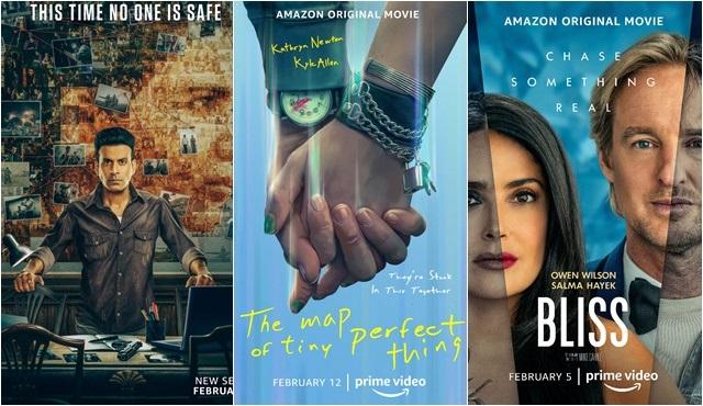 Amazon Prime Video Türkiye'nin Şubat 2021 takvimi açıklandı!