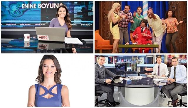 Radyo ve Televizyon Gazetecileri Derneği'nden Ciner Medya Grubu'na ödül!