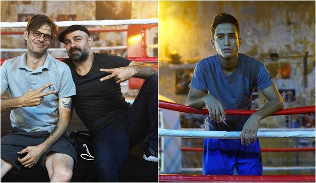 Erkan Avcı ve Şahin Kendirci, Şampiyon dizisinin kadrosunda!