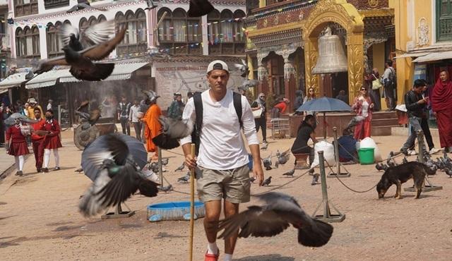 Vahşi Frank: Hindistan Macerası yarın DMAX'te başlıyor