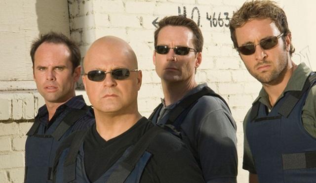 Kötü Polise Ağıt: The Shield