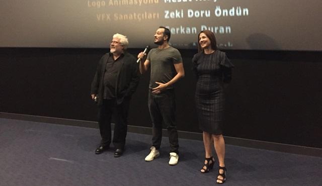 Uğur Yücel, Sarp Apak ve Meltem Cumbul Ankara'da izleyicileriyle buluştu!
