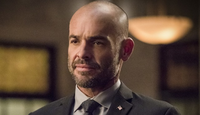 Paul Blackthorne da Arrow'un final sezonu için geri dönüyor