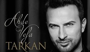 Tarkan'ın yeni albümü ilk kez Renkli Sayfalar'da!