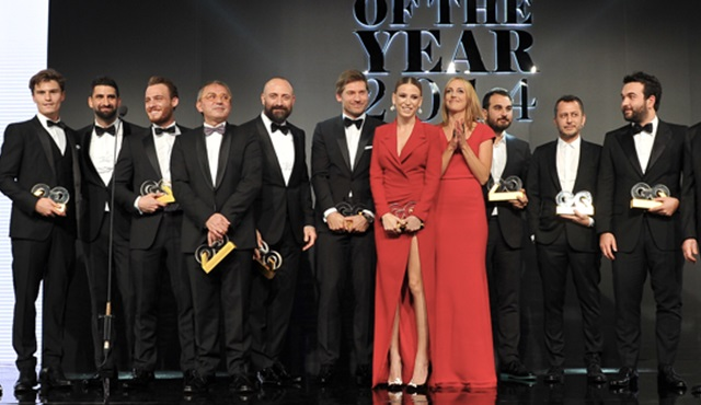 """GQ """"Men of The Year"""" 2014  Ödülleri Sahiplerini Buldu"""