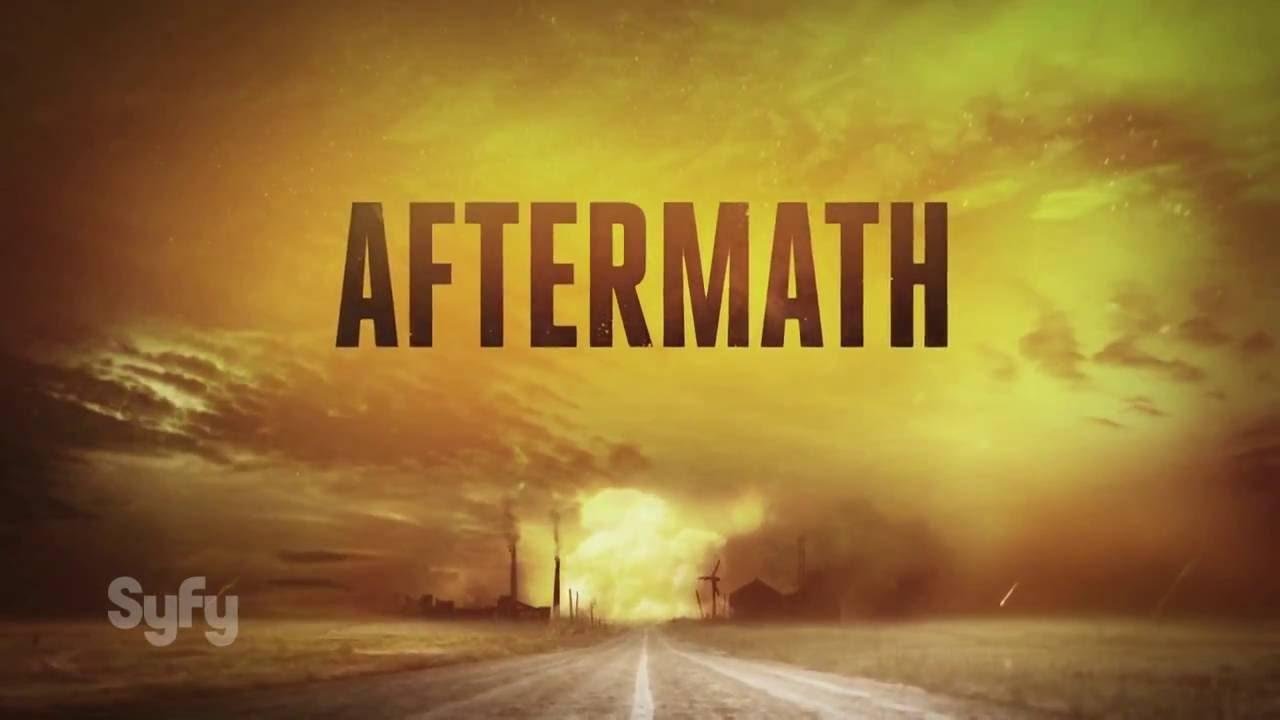 Syfy, Aftermath dizisini iptal etti