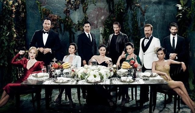 Ufak Tefek Cinayetler dizisinin yeni sezon afişi yayınlandı!