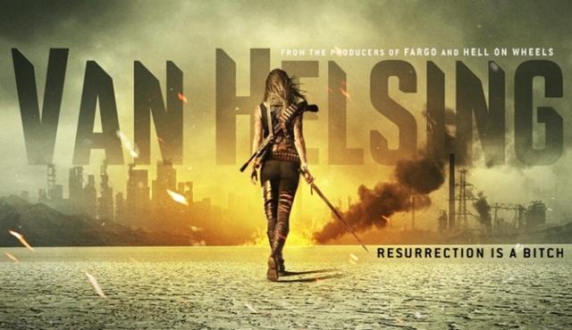 Van Helsing ikinci sezon onayı aldı
