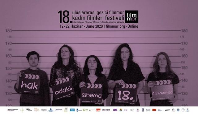 8. Filmmor Kadın Filmleri Festivali bu yıl online olarak gerçekleşecek!
