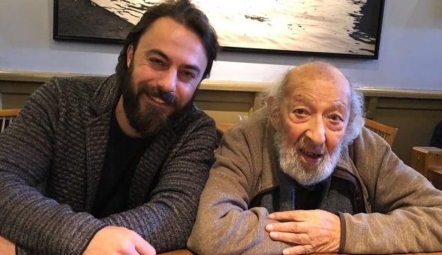 Eren Hacısalihoğlu ile Ara Güler, Beyoğlu Ara Kafe'de bir araya geldi!