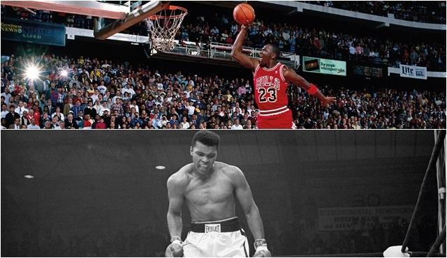Michael Jordan ve Muhammed Ali belgeselleri TRT Spor'da ekrana gelecek!