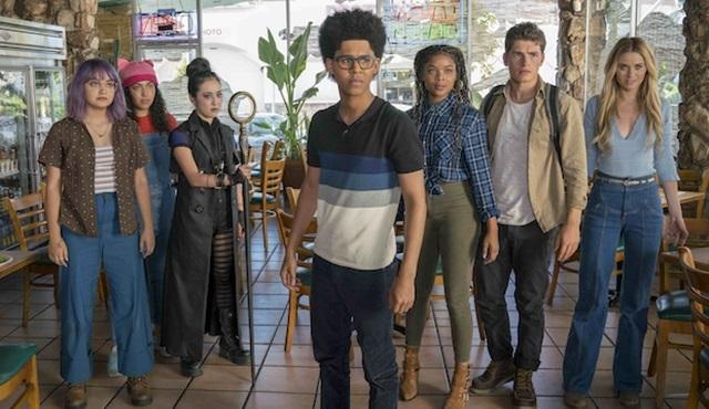 Marvel's Runaways dizisi 3. sezonuyla final yapacak
