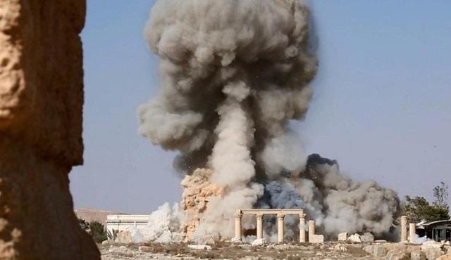 Kurtlar Vadisi Pusu, Suriye'de tarihi eserlerin nasıl talan edildiğini anlatılıyor!