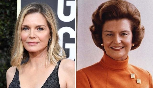 Michelle Pfeiffer, The First Lady dizisinin kadrosuna katıldı
