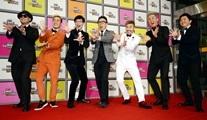 Koreliler favori televizyon programları için oy verdiler!