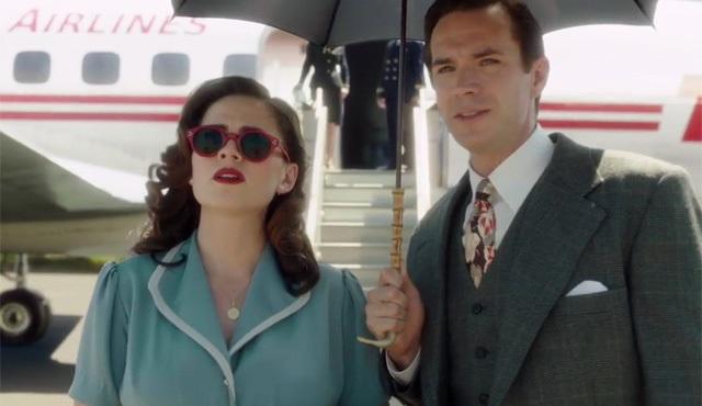 Agent Carter'in 2. sezonundan kısa bir sahne paylaşıldı