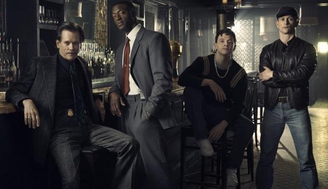 Kevin Bacon ve Showtime'dan yeni bir dizi: City on a Hill