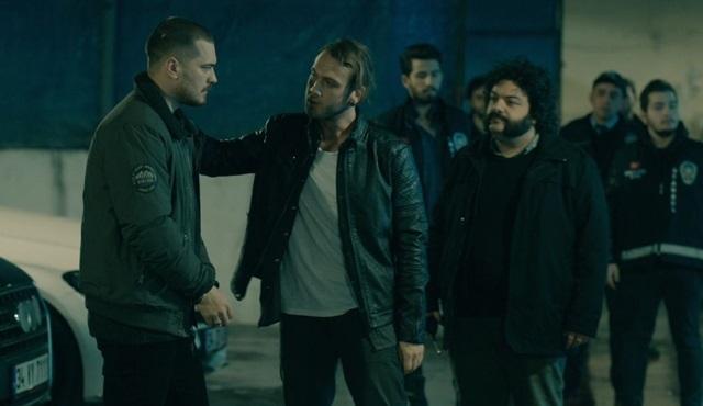 İçerde'de Sarp, Mert tarafından tutuklanıyor!