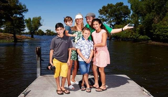 Buddy'nin Aile Tatili TLC ekranlarında başlıyor!