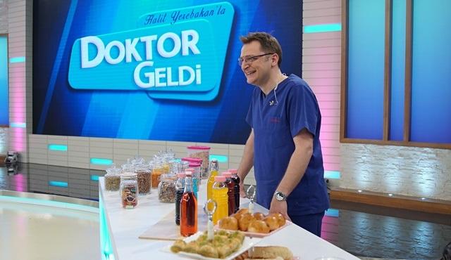 Doç.Dr. Halit Yerebakan'nın sunduğu Doktor Geldi programı hafta içi her gün TRT 1'de!