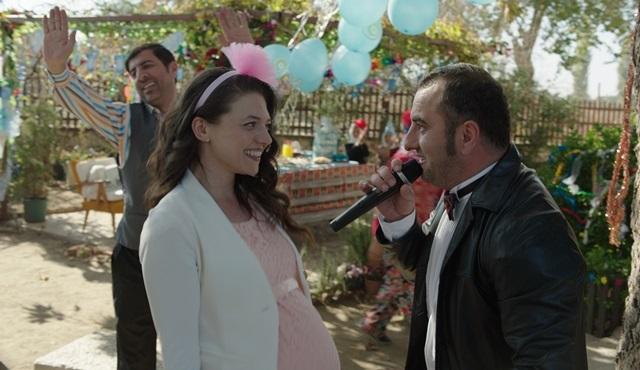 Ali Kundilli 2 filminden köy usulü baby shower!