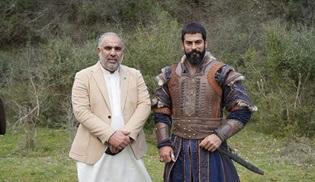Pakistan Meclis Başkanı Asad Qaiser, Kuruluş Osman setini ziyaret etti!