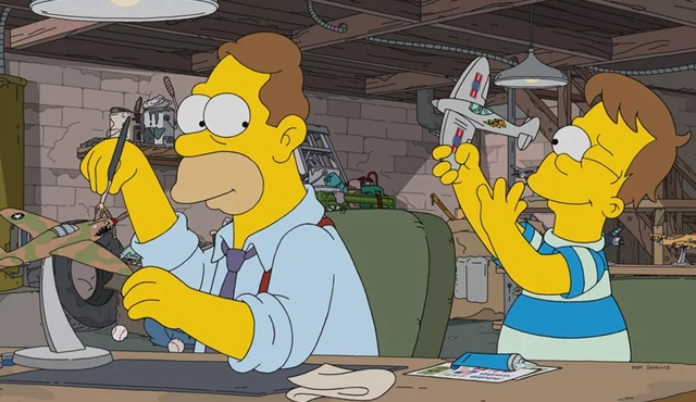 The Simpsons, Amerikan tarihinin en uzun süren dizisi oldu