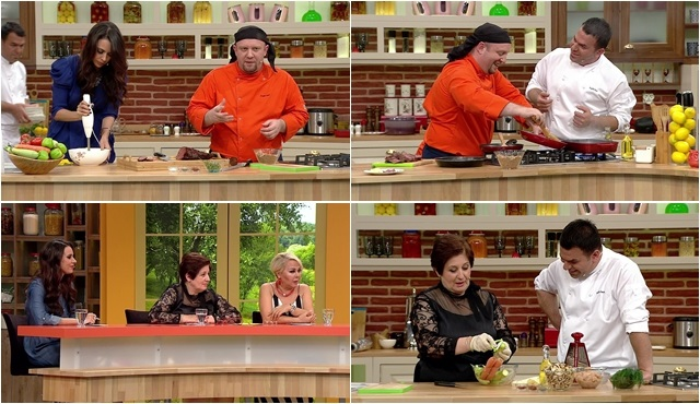 Pişir, Yedir, Kazan'da 5 güne 5 ayrı konuk jüri!