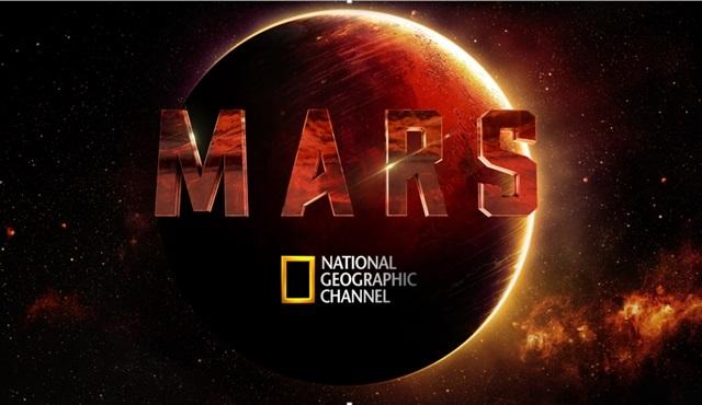 Yılın en çok ses getirecek projesi Mars, Nat Geo'da ekrana gelecek!